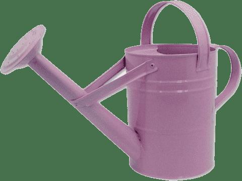 HM STUDIO Ogrodowa konewka brudny róż - narzędzia ogrodowe