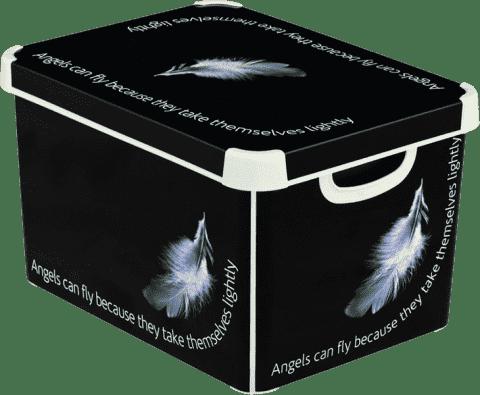 CURVER Pudełko do przechowywania Angel L
