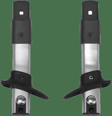 BABY JOGGER Adapter na dodatkowe siedzisko - Silver