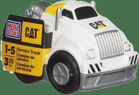 MEGA BLOKS CAT Servisné auto