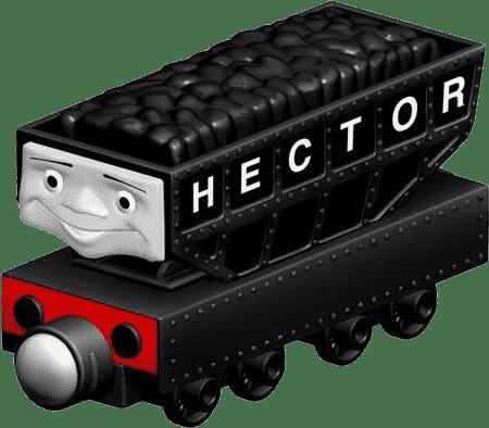 FISHER-PRICE Mašinka Hector – čierna