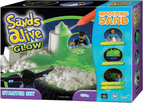 EPLINE Sands alive! Glow - štartovacie balenie