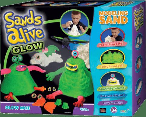 EPLINE Sands alive! Glow - set príšerky