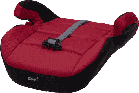 AXKID Mate podsedák 15 - 36 kg Red