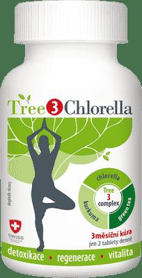 TREE3CHLORELLA 180 tablet