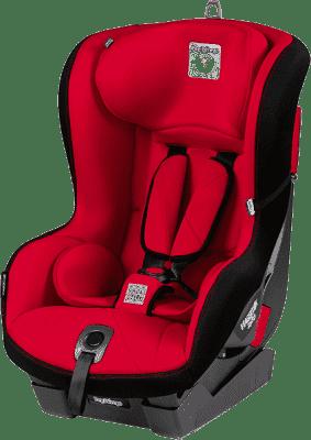 PEG-PÉREGO Fotelik samochodowy Duo-Fix K (9-18kg) Rouge