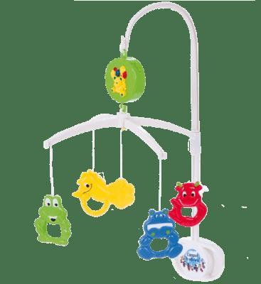 CANPOL Babies Kolotoč so zvieratkami