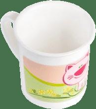 CANPOL Babies Plastový hrnček - mačička