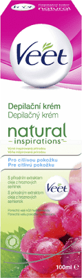 VEET Krem depilujący Natural Inspirations 100 ml