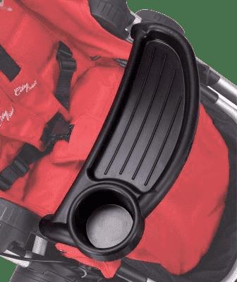 BABY JOGGER Pulpit dla dziecka – Select - Black