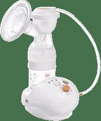 CANPOL Babies Elektrická odsávačka materského mlieka EasyStart