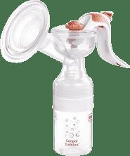 CANPOL Babies Ručná odsávačka materského mlieka EasyStart