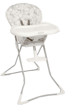 GRACO Jedálenská stolička Tea Time - Benny & Bell