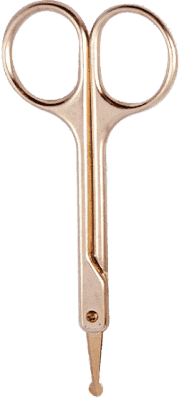 CANPOL Nůžky pro miminka
