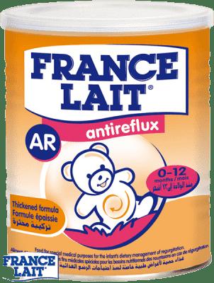 FRANCE LAIT AR PRI problémoch s grckaním (400g) - dojčenské mlieko