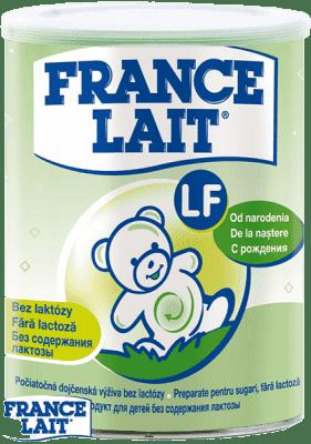 FRANCE LAIT LF bez laktózy (400g) - dojčenské mlieko