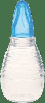 CANPOL Babies Nosová odsávačka silikónová – modrá