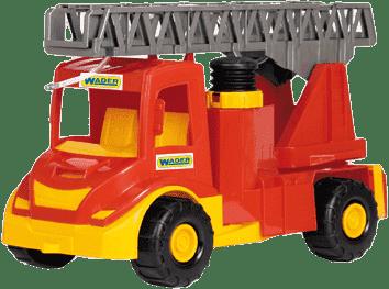 WADER Auto straży pożarnej multitruck