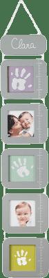 BABY ART Odtlačky na stenu Height Print Chart