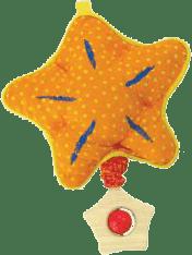 BINO Baby - hvězdice