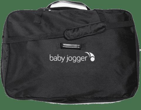 BABY JOGGER Cestovná taška - City Select - Black