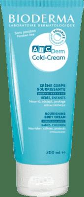 BIODERMA ABCDerm Cold Cream telový krém 200 ml