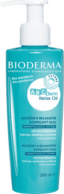 BIODERMA ABCDerm Relax Oil 200 ml