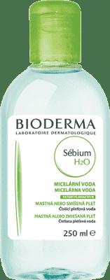 BIODERMA Sebium H2O Płyn micelarny do cery tłustej 250 ml