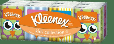 KLEENEX Dziecięce chusteczki higieniczne 8 szt.