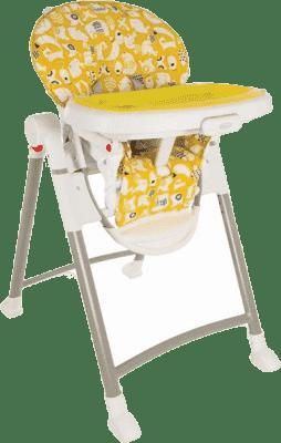 GRACO Jedálenská stolička Contempo - Spring Lime