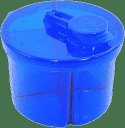 SASSY Dávkovač na sušené mlieko-modrý