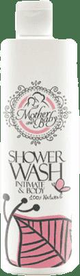 HRISTINA Prírodný sprchový gél - intímne & telo - dehydrovaná pleť pre mamičky 250 ml
