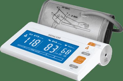 SENCOR SBP 915 Digitálny tlakomer