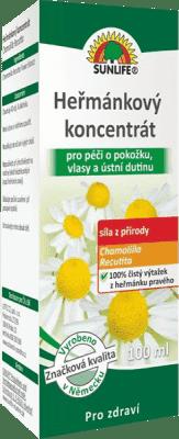 SUNLIFE HEŘMÁNKOVÝ KONCENTRÁT 100ml