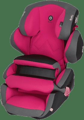 KIDDY Guardian Autosedačka Pro 2 - Shanghai pink (9-36kg)