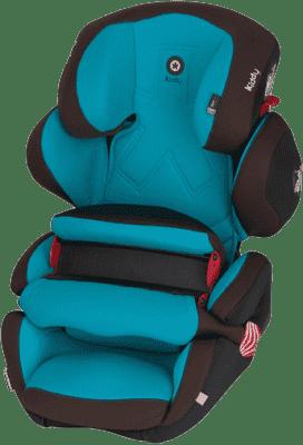 KIDDY Guardian Fotelik samochodowy Pro 2 – Honolulu turkusowy (9-36kg)