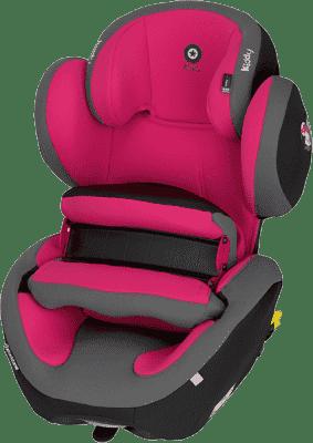 KIDDY Phoenixfix Dětská autosedačka Pro 2 – Shanghai pink (9-18kg)