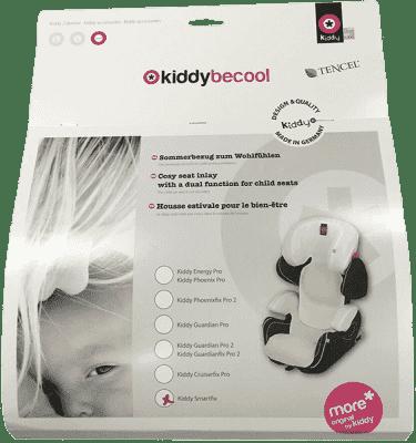 KIDDY BeCool Letné poťah white fit for Kiddy Smartfix
