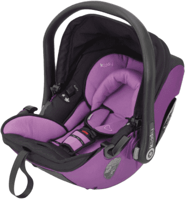 KIDDY Autosedačka Evolution Pro 2 – lavender (0-13kg)