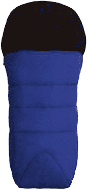 Mamas & Papas Celoročné fusak - Blue indigo