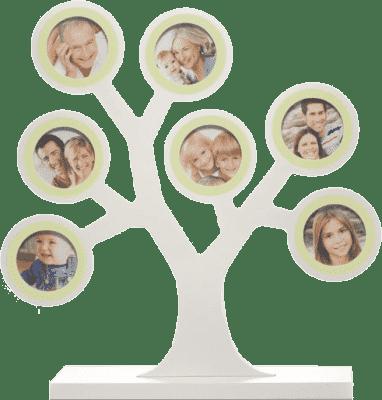 PEARHEAD Ramka na zdjęcia drzewo genealogiczne