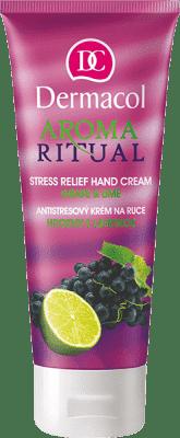 DERMACOL Aroma Ritual - krém na ruce hrozny s limetkou 100 ml