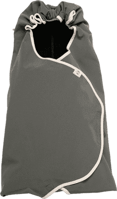 LODGER Zavinovačka Wrapper Motion Fleece - Elephant outdoor