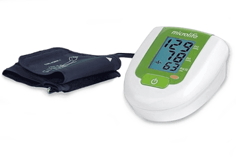 MICROLIFE automatický tlakomer s teplomerom BP 3AG1
