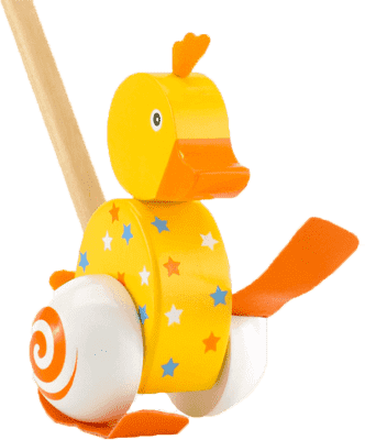 FIESTA CRAFTS Kachna na tyči