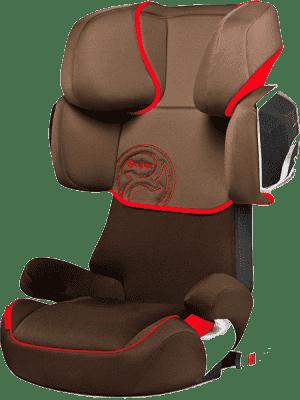 CYBEX Solution X2-FIX autosedačka (15-36kg) 2016 Mahagony