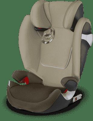 CYBEX Solution M-fix Fotelik samochodowy (15-36kg) 2016 Olive Khaki