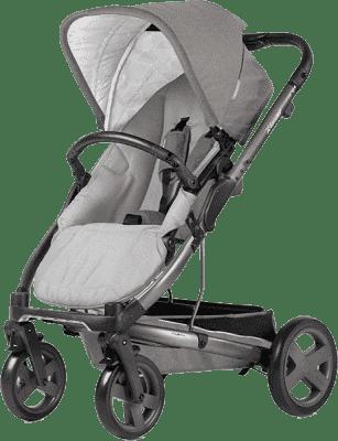 X-LANDER Wózek sportowy X-Cite, Stone Grey