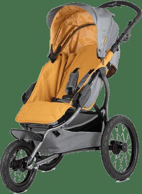 X-LANDER Wózek sportowy X-Run, Sunny Orange