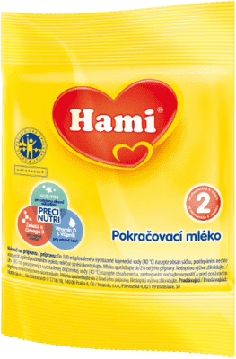 HAMI 2 jedna porce (29,2 g) - kojenecké mléko